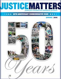 50th Anniversary Justice Matters Edition